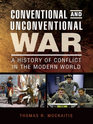 cover image of Conventional and Unconventional War