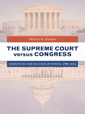 cover image of The Supreme Court versus Congress
