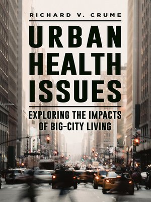 cover image of Urban Health Issues