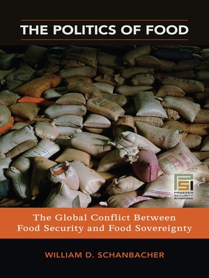cover image of The Politics of Food