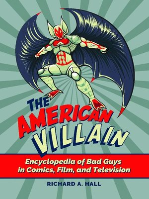 cover image of The American Villain