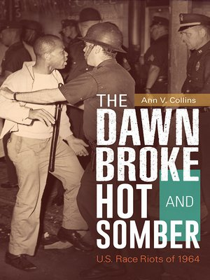 cover image of The Dawn Broke Hot and Somber
