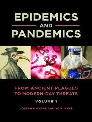 cover image of Epidemics and Pandemics