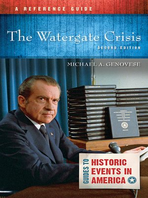 cover image of The Watergate Crisis