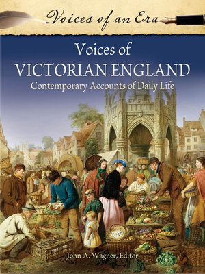 cover image of Voices of Victorian England
