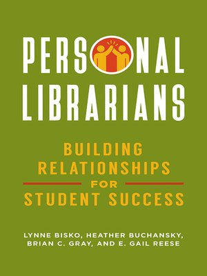 cover image of Personal Librarians
