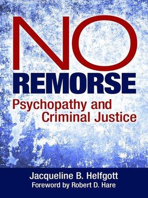 cover image of No Remorse
