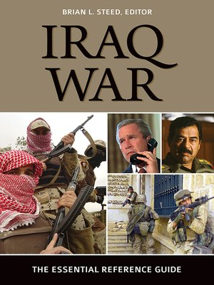 cover image of Iraq War
