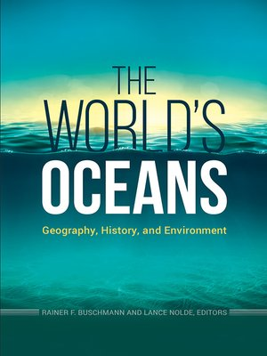 cover image of The World's Oceans