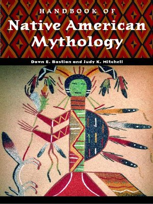 cover image of Handbook of Native American Mythology