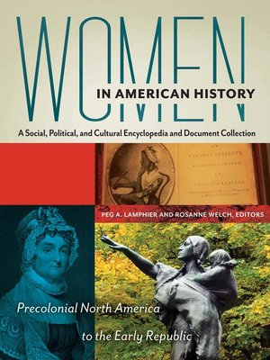cover image of Women in American History