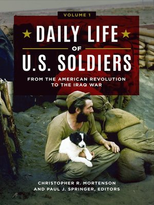 cover image of Daily Life of U.S. Soldiers
