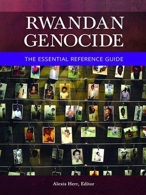 cover image of Rwandan Genocide