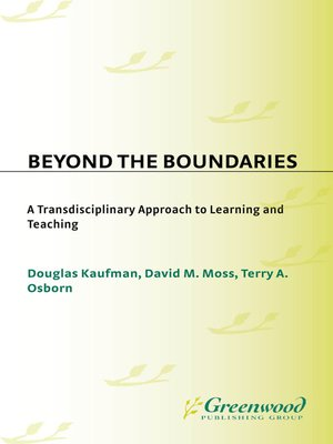 cover image of Beyond the Boundaries