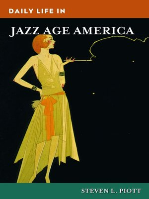 cover image of Daily Life in Jazz Age America