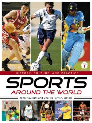 cover image of Sports around the World