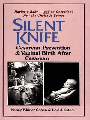 cover image of Silent Knife