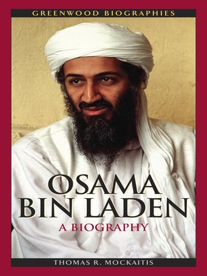 cover image of Osama Bin Laden