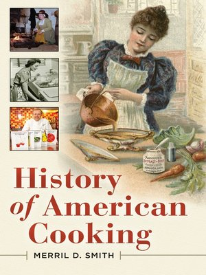 cover image of History of American Cooking