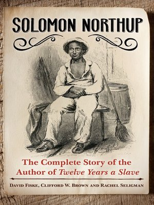 cover image of Solomon Northup