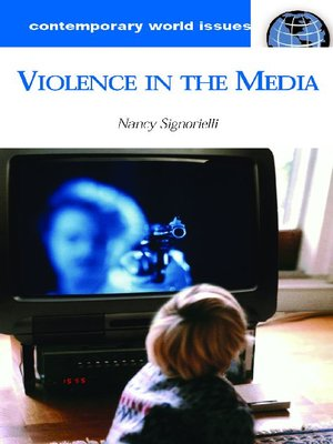 cover image of Violence in the Media