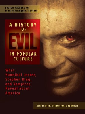 cover image of A History of Evil in Popular Culture