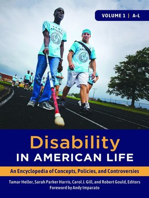 cover image of Disability in American Life