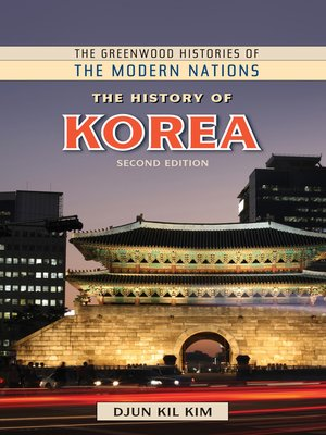 cover image of The History of Korea