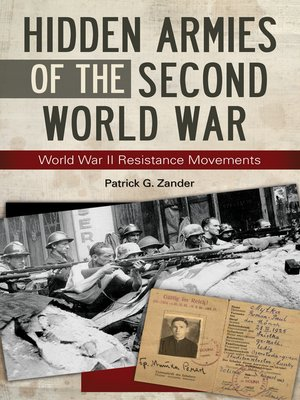 cover image of Hidden Armies of the Second World War