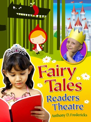 cover image of Fairy Tales Readers Theatre