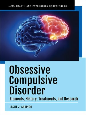cover image of Obsessive Compulsive Disorder