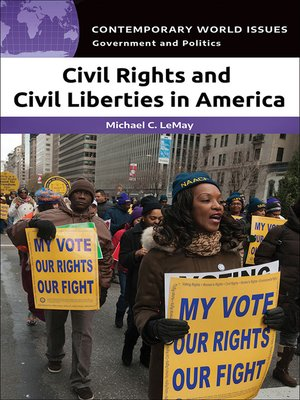 cover image of Civil Rights and Civil Liberties in America