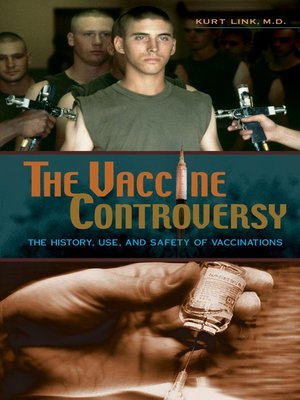 cover image of The Vaccine Controversy
