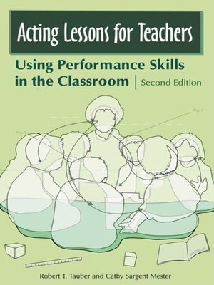 cover image of Acting Lessons for Teachers