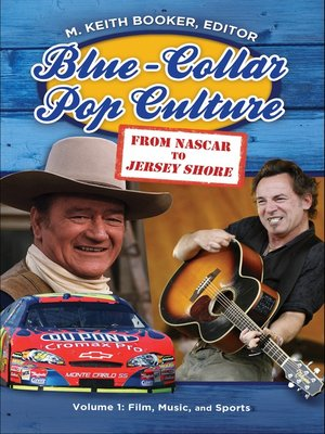 cover image of Blue-Collar Pop Culture