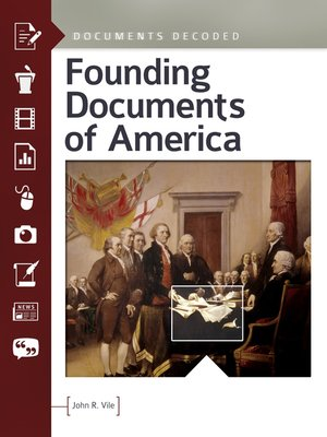 cover image of Founding Documents of America
