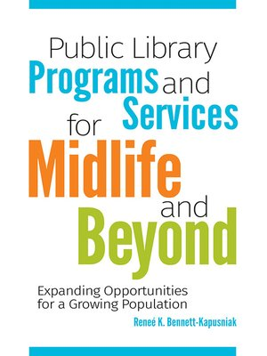 cover image of Public Library Programs and Services for Midlife and Beyond
