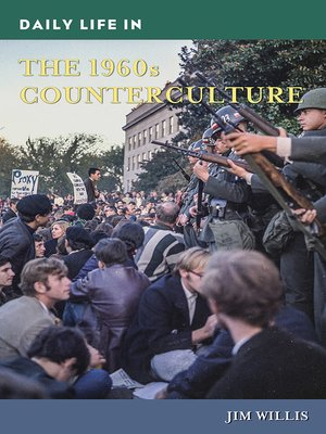 cover image of Daily Life in the 1960s Counterculture
