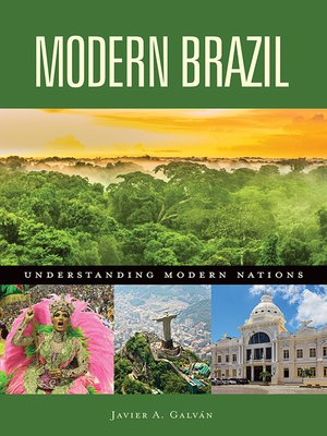 cover image of Modern Brazil