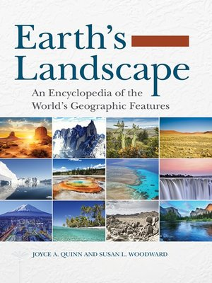 cover image of Earth's Landscape