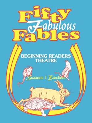 cover image of Fifty Fabulous Fables