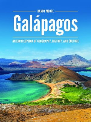 cover image of Galápagos