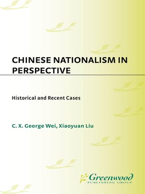 cover image of Chinese Nationalism in Perspective