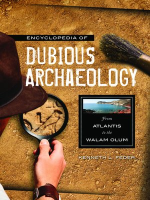 cover image of Encyclopedia of Dubious Archaeology