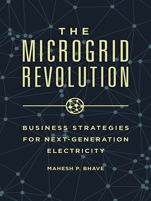 cover image of The Microgrid Revolution