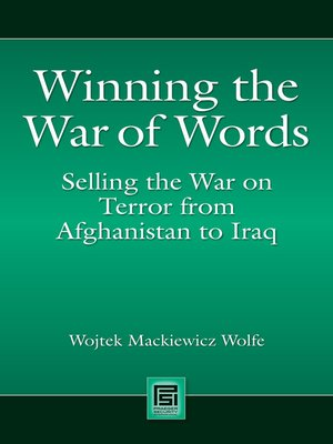 cover image of Winning the War of Words