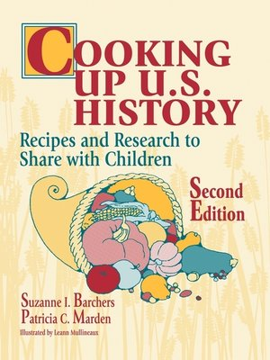 cover image of Cooking Up U.S. History