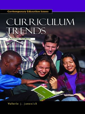 cover image of Curriculum Trends