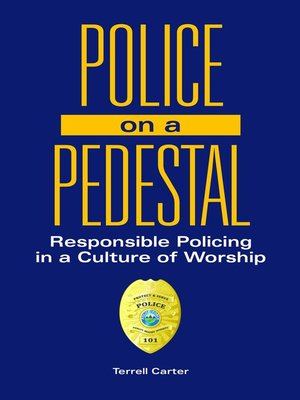 cover image of Police on a Pedestal
