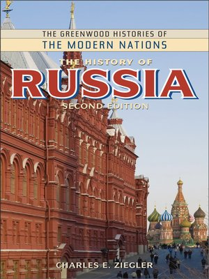 cover image of The History of Russia